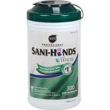 NIC PSPH077084 Nice Pak Sani-Hands Instant Hand Sanitizing Wipes NICPSPH077084