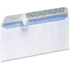 TOP 73121 Tops No. 10 Heavyweight Security Envelopes TOP73121