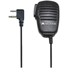 MRO AVPH10 Midland Radio X-Talker Radio Shoulder Speaker Mic MROAVPH10