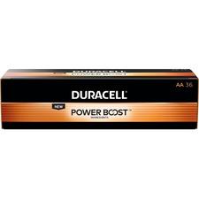 DUR AACTBULK36 Duracell CopperTop Alkaline AA Batteries DURAACTBULK36