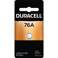 DUR PX76A675PK09 Duracell 76A Special Application Battery  DURPX76A675PK09