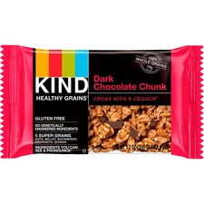 KND18082 - KIND Dark Chocolate Chunk Healthy Grains Bar