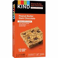 KND18083 - KIND Peanut Butter/Dark Chocolate Grains Bar