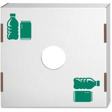 FEL 7320401 Fellowes Bottles/Can Slot Recycling Bin Lids FEL7320401