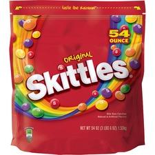 MRS 24552 Mars Skittles Original Bite Size Candies Bag MRS24552