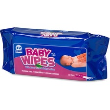 RPP RPBWUR80 Royal Paper Products Baby Wipes Refill Pack RPPRPBWUR80