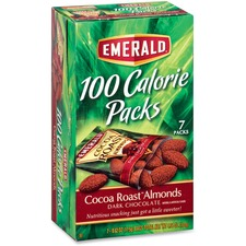 DFD 84325 Diamond 100 Calorie Packs Cocoa Roast Almonds DFD84325
