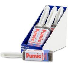 PUM JAN6 Pumice Toilet Bowl Ring Remover w/ Handle PUMJAN6