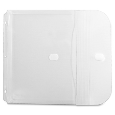 CLI 57537 C-Line Super Heavywt Side-loading Binder Pockets CLI57537