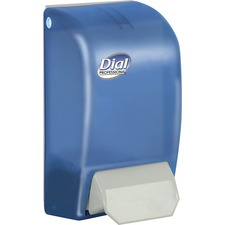 DIA 06056 Dial Corp. 1000 ml Foam Soap Dispenser DIA06056