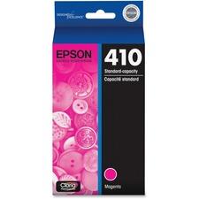 Epson Claria 410 Original Ink Cartridge - Magenta - Inkjet - Standard Yield - 300 Pages