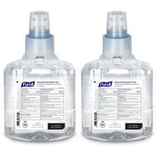 GOJ 190502CT GOJO Purell LTX-12 Refill Hand Sanitizer Foam GOJ190502CT