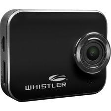 "Whistler D19VR Digital Camcorder - 2"" LCD - Full HD - Dark Gray"