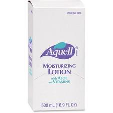 AQUELL Dispenser Moisturizing Skin Lotion