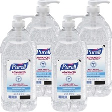 GOJ 962504CT GOJO PURELL Economy Size Pump Hand Sanitizer GOJ962504CT