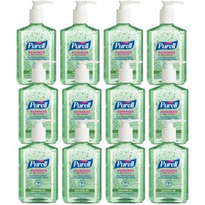 GOJ 967412CT GOJO Purell Aloe Advanced Hand Sanitizer GOJ967412CT
