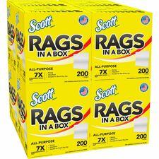 KCC75260CT - Scott Rags In A Box Towels