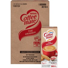 Nestlé® Coffee-mate® Coffee Creamer Original- liquid creamer singles