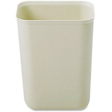 RCP 254000BG Rubbermaid Comm. 7-qt Fire-resistant Wastebasket RCP254000BG