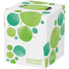 SEV 13719CT Seventh Gen. 2-ply Facial Tissue SEV13719CT