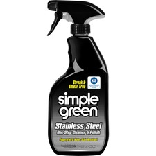 SMP 18300CT Simple Green Stainless Steel Cleaner / Polish SMP18300CT