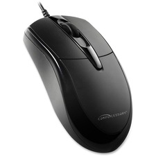 CCS 28963 Compucessory Three-button Corded Mouse  CCS28963