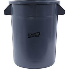 GJO60463CT - Genuine Joe Heavy-duty Trash Container