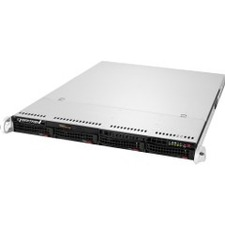 CybertronPC Caliber TSVCIB25125 1U Rack-mountable Server - 2 x Intel Xeon E5-2609 v3 Hexa-core (6 Core) 1.90 GHz