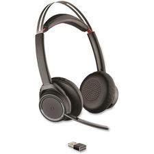 PLN B825 Plantronics Voyager Focus Noise-canceling Headset PLNB825