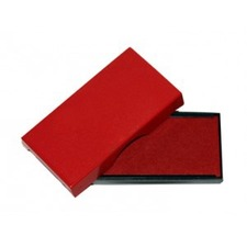 Trodat Replacement Stamp Pad - 1 Each - Red Ink