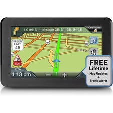 Magellan RoadMate 9465T-LMB Automobile Portable GPS Navigator - Portable