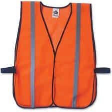 EGO 20030 Ergodyne Glowear Orange Standard Vest EGO20030
