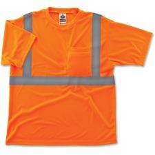 EGO21516 - GloWear Class 2 Reflective Orange T-Shirt