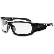 EGO 50000 Ergodyne Skullerz Odin Clear Lens Safety Glasses EGO50000