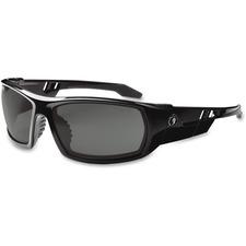EGO 50030 Ergodyne Skullerz Odin Smoke Lens Safety Glasses EGO50030