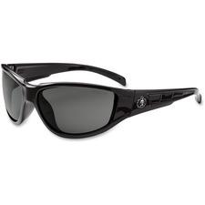 EGO 55030 Ergodyne Njord Smoke Lens Safety Glasses EGO55030