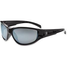 EGO 55042 Ergodyne Njord Silver Mirror Lens Safety Glasses EGO55042
