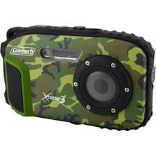 Coleman Xtreme3 C9WP Compact Camera - Camo