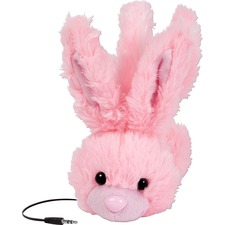 ReTrak Retractable Animalz Bunny Headphones