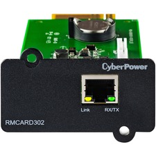 CyberPower RMCARD302TAA OL Series Remote Management Card - SNMP/HTTP/NMS