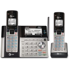 ATT TL96273 AT&T 2-Handset Connect to Cell Answering System ATTTL96273