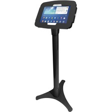 MacLocks Space Galaxy Tab A Adjustable Floor Stand Kiosk - Fits Galaxy Tab A