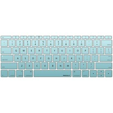 "Macally Teal Gradient Keyboard Protector for 12"" Macbook"