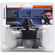 HWL 5501N95L Honeywell Premier OV/N95 Half Mask Respirator HWL5501N95L