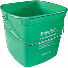 IMP 550614C Impact PuraPail 6-Qt Utility Cleaning Bucket IMP550614C