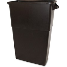 Thin Bin 23-gal Brown Container