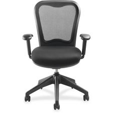 LLR25980 - Lorell Mesh-back Task Chair with Swivel Tilt