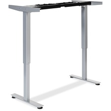 LLR25989 - Lorell Electric Height Adjustable Sit-Stand Desk Frame