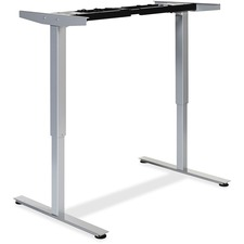 "LLR 25995 Lorell 30"" Tabletop Sit-Stand Wkstation Desk Frame LLR25995"