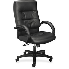 basyx by HON HVL691 Executive High-Back Chair